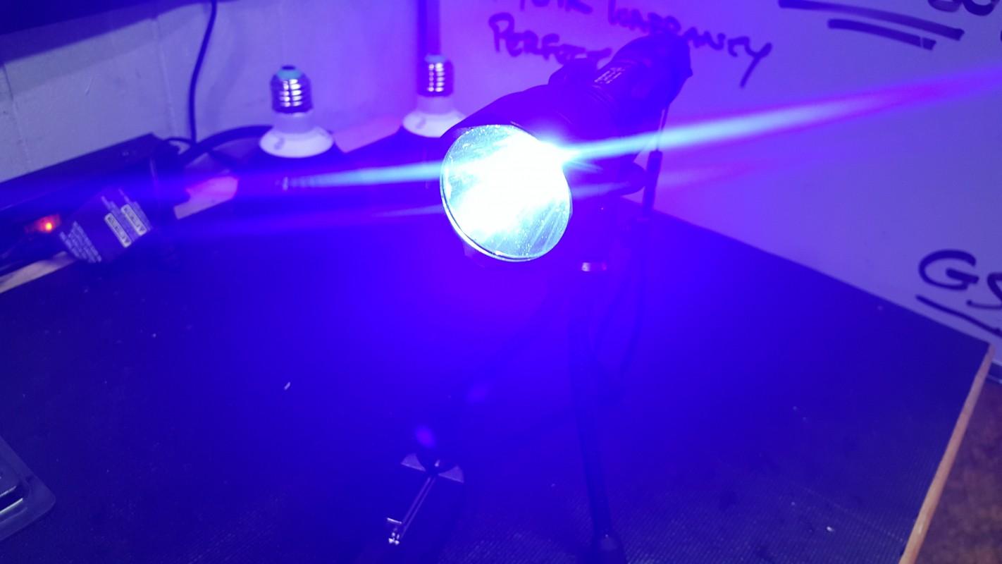 sFlare Reef Flashlight