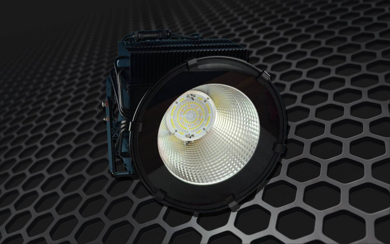 Photon Torpedo Commercial LED light